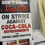 Teamsters at Coca-Cola Refreshments Authorize ULP Strike
